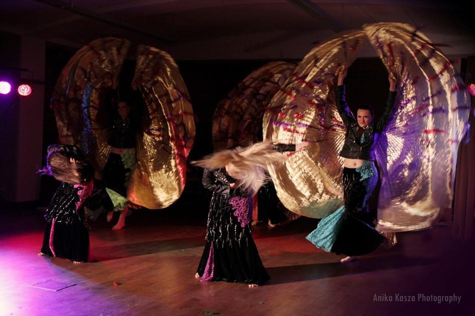 Pokaz Tańca Kraków - Prima Dance fot. Anika Kasza