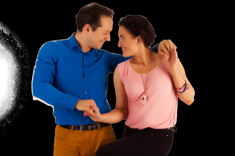 Taniec damsko-męski