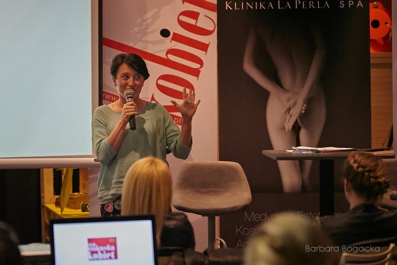 Anna Protas Klub Miasta Kobiet W powtarzaniu jest moc