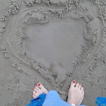Morze zna sposób na trudne emocje.
