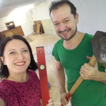Ania i Tomek nowa siedziba Prima Dance