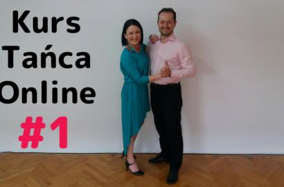 Darmowa video lekcja – kurs tańca online #1