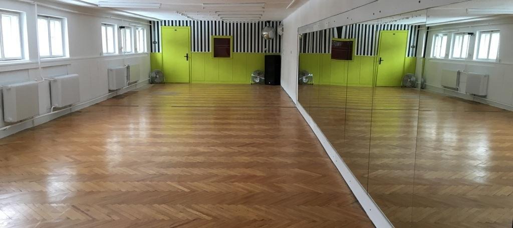 Kraina Czarów Prima Dance sala na wynajem Kraków