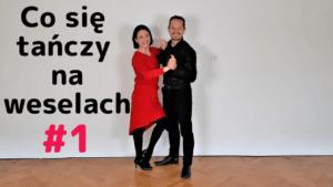 Bezpłatny kurs tańca online - co się tańczy na weselach