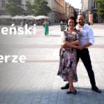 Kroki do tańca #3 Choreografia Walca Wiedeńskiego (Walczyka) w krakowskim plenerze (Wawel, Rynek Główny, Planty).