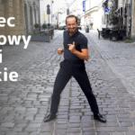 Kroki do tańca #4 Jak tańczyć na dyskotece samemu. Taniec klubowy. Kroki męskie solo.