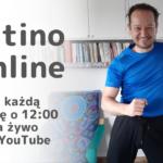Porusz ciało i uwolnij emocje - bezpłatne Latino Solo ONLINE z Tomkiem Rachwalskim w środy o 12:00 na żywo na YouTube