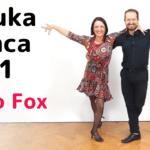 Nauka tańca #1 Disco Fox (2na1) – Zamiana Miejsc, Przekręcone Skrzydełko i Ramię W Ramię. Róbcie swoje!