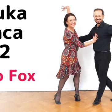"""Nauka tańca #2 Disco Fox ( 2na1 ) – Tam i Z Powrotem, """"Bachata"""" i American Spin. Bądźcie gotowi!"""