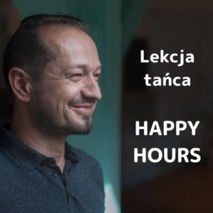 Lekcja Tańca Kraków Happy Hours Tomek Rachwalski
